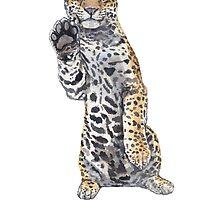 Nice to Meet You Jaguar by scienceart