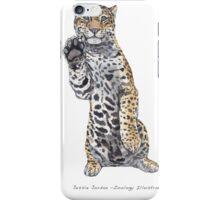Nice to Meet You Jaguar iPhone Case/Skin