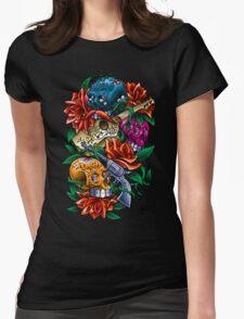 Muertos 1 Womens Fitted T-Shirt