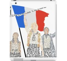 Les Miserables iPad Case/Skin
