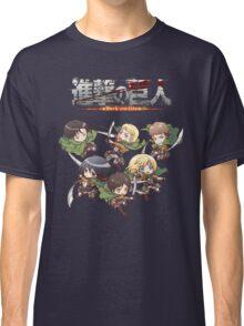 Shingeki no Chibi Classic T-Shirt