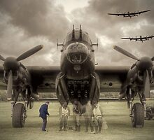 The Ghosts Of Just Jane - HDR by Colin J Williams Photography