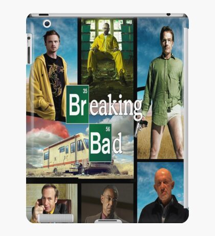 Breaking Bad GTA Style  iPad Case/Skin