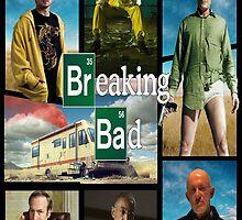 Breaking Bad GTA Style  by John Jackson