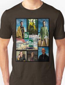 Breaking Bad GTA Style  Unisex T-Shirt