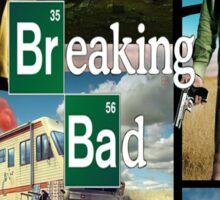 Breaking Bad GTA Style  Sticker