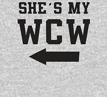 She's My WCW / He's My MCM Best Friends Shirts, Matching Shirts, Bff, Besties, Pairs,  Unisex T-Shirt
