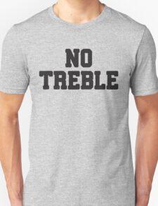 All Bass / No Treble 2/2, All About That Bass Best Friends T Shirts, Bff, Besties, Matching Shirts Unisex T-Shirt