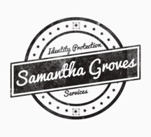 Person of Interest - Samantha Groves Identity Protection Services by CyberWingman