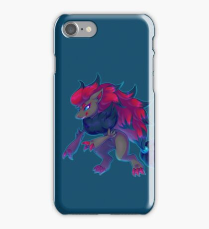 Zoroark Pokemon iPhone Case/Skin