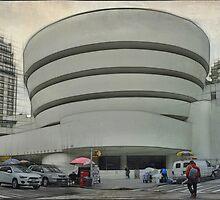 Guggenheim Museum NYC by rentedochan