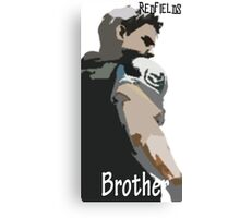 Redfield-Brother Canvas Print
