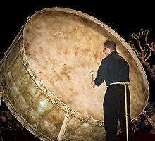 Banging the Big Base Drum by Ralph Goldsmith