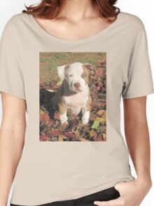 """""""Spice"""" In The Fall Leaves Women's Relaxed Fit T-Shirt"""