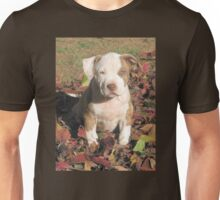 """""""Spice"""" In The Fall Leaves Unisex T-Shirt"""