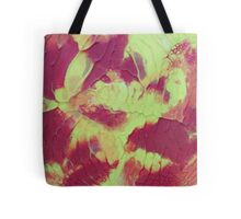 """Feuer"" original artwork by Laura Tozer Tote Bag"
