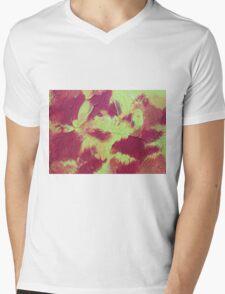 """""""Feuer"""" original artwork by Laura Tozer Mens V-Neck T-Shirt"""