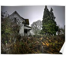 The Old Farm House Poster
