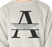 Arkham Asylum Outpatient Pullover