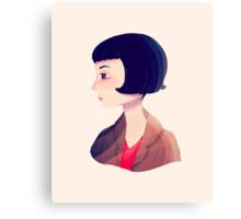Amelie Canvas Print
