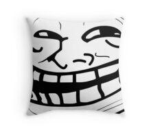 Troll pocket Throw Pillow