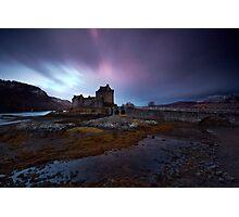 Highland Dawn Photographic Print