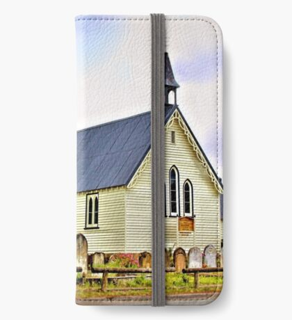 Community Church, Dover iPhone Wallet