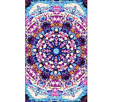 """Microsopic Cosmos - """"Luminous Supergiant"""" Photographic Print"""
