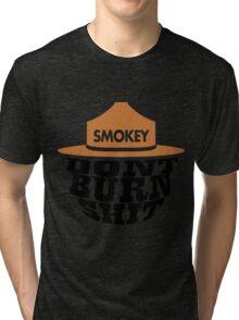 Smokey Bear Tri-blend T-Shirt