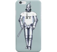 Tin Man - New York iPhone Case/Skin