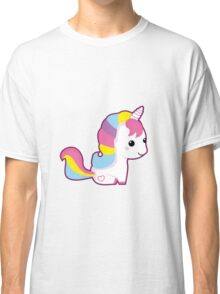 Kawaii Unicorn Classic T-Shirt