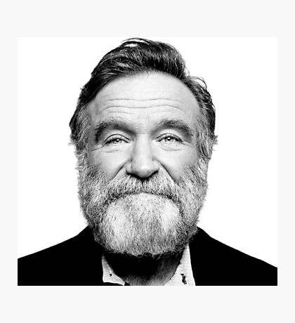 Robin Williams Photographic Print