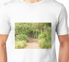 TRANQUIL COUNTRY TRAIL GET-AWAY IN ORANGE COUNTY Unisex T-Shirt