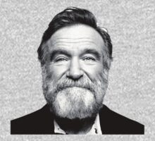 Robin Williams One Piece - Short Sleeve