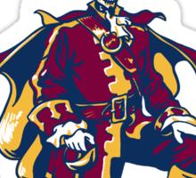 Captain Cleveland Sticker