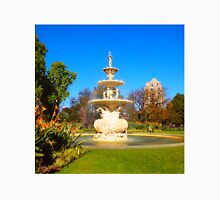 Fountain outside the Royal Exhibition Building Melbourne Vic Australia Unisex T-Shirt