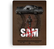 Sam Canvas Print