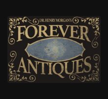 Dr Henry Morgan's FOREVER Antiques  by MrPeterRossiter
