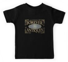 Dr Henry Morgan's FOREVER Antiques  Kids Tee