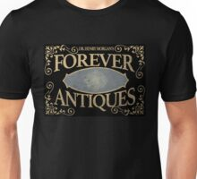 Dr Henry Morgan's FOREVER Antiques  Unisex T-Shirt