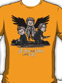 Dean and Sam and Cas T-Shirt