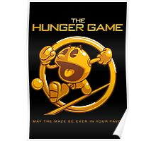 The Hunger Game Poster