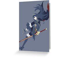 Fire Emblem: Awakening - Lucina Greeting Card