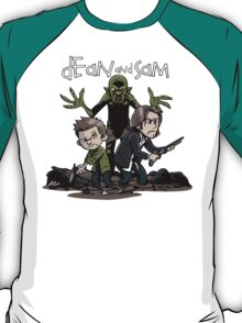 Dean and Sam T-Shirt