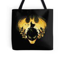 The Dark Knightmare Tote Bag