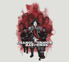 Changlourious Basterds (Any Shirt Colour) | Unisex T-Shirt