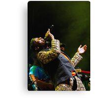 The wonderful Jimmy Cliff 1 (c)(t) by expressive photos ! Olao-Olavia by Okaio Créations   Canvas Print