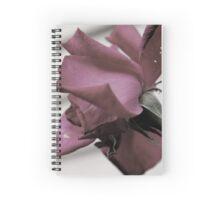 Lone rose Spiral Notebook