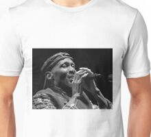 The wonderful Jimmy Cliff 0 (n&b)(t) by expressive photos ! Olao-Olavia by Okaio Créations   Unisex T-Shirt