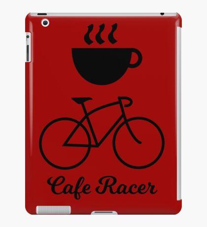 Cafe Racer iPad Case/Skin
